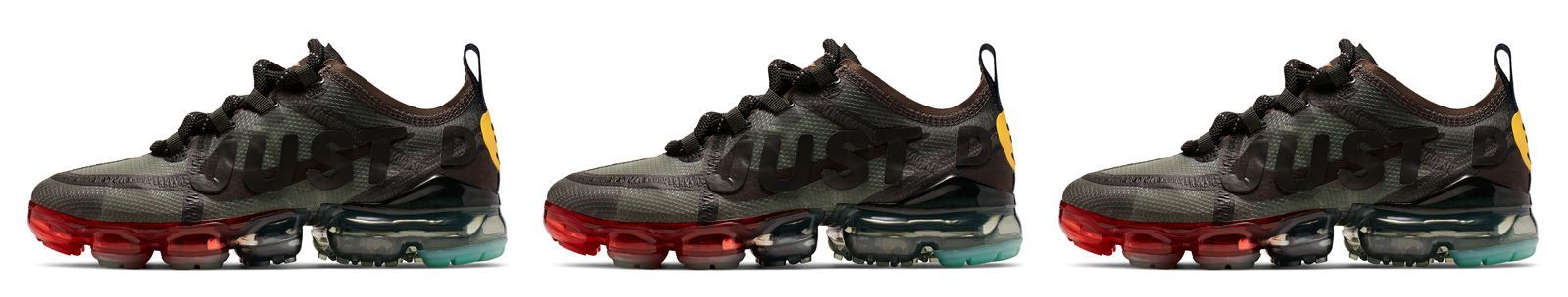 online retailer 4c052 12e67 CPFM x Nike Air VaporMax 2019 launches Tuesday May 14th at in-store Dover  Street Market New York via online raffle. The raffle for the opportunity to  ...