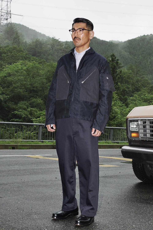 Comme des Garçons Junya Watanabe MAN - shot 7