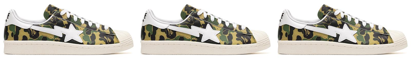BAPE® x adidas Originals
