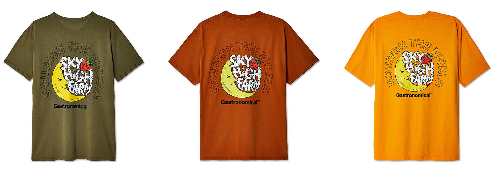 Gastronomical x Sky High Farm